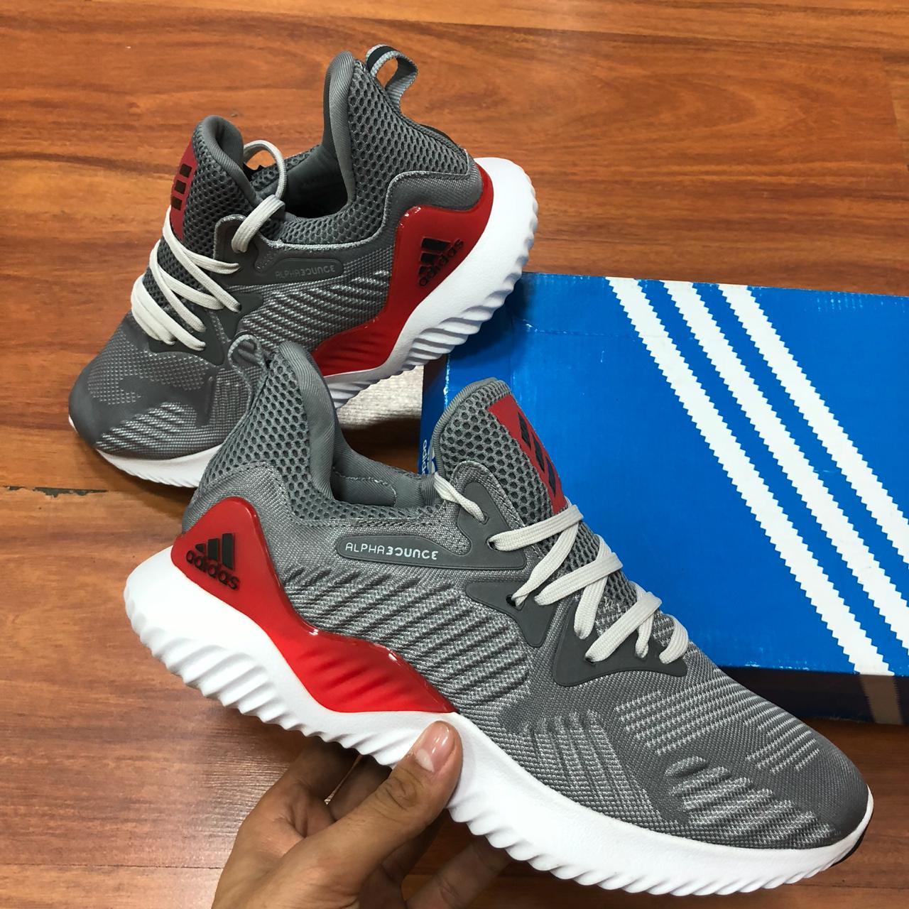 Zapatillas adidas alphabounce Importadas Caballero - Zapatillas en Cali ac09088d9a2