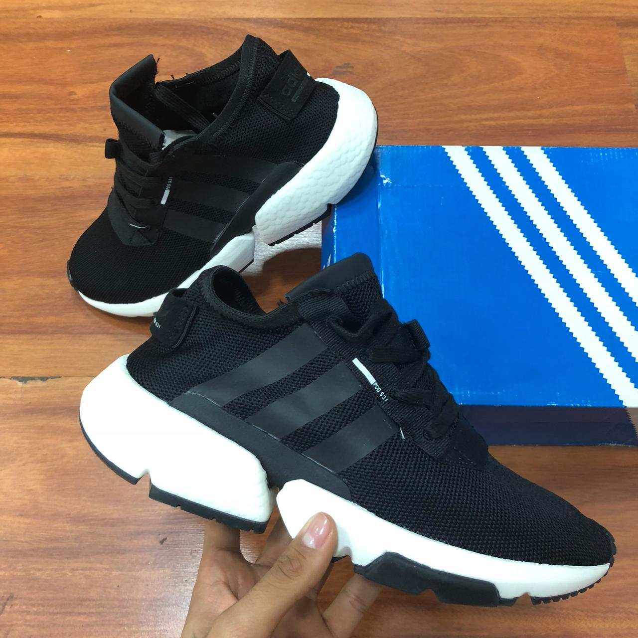 mujer Cali para Adidas Zapatillas en Zapatillas pod s31 4q5RjL3A