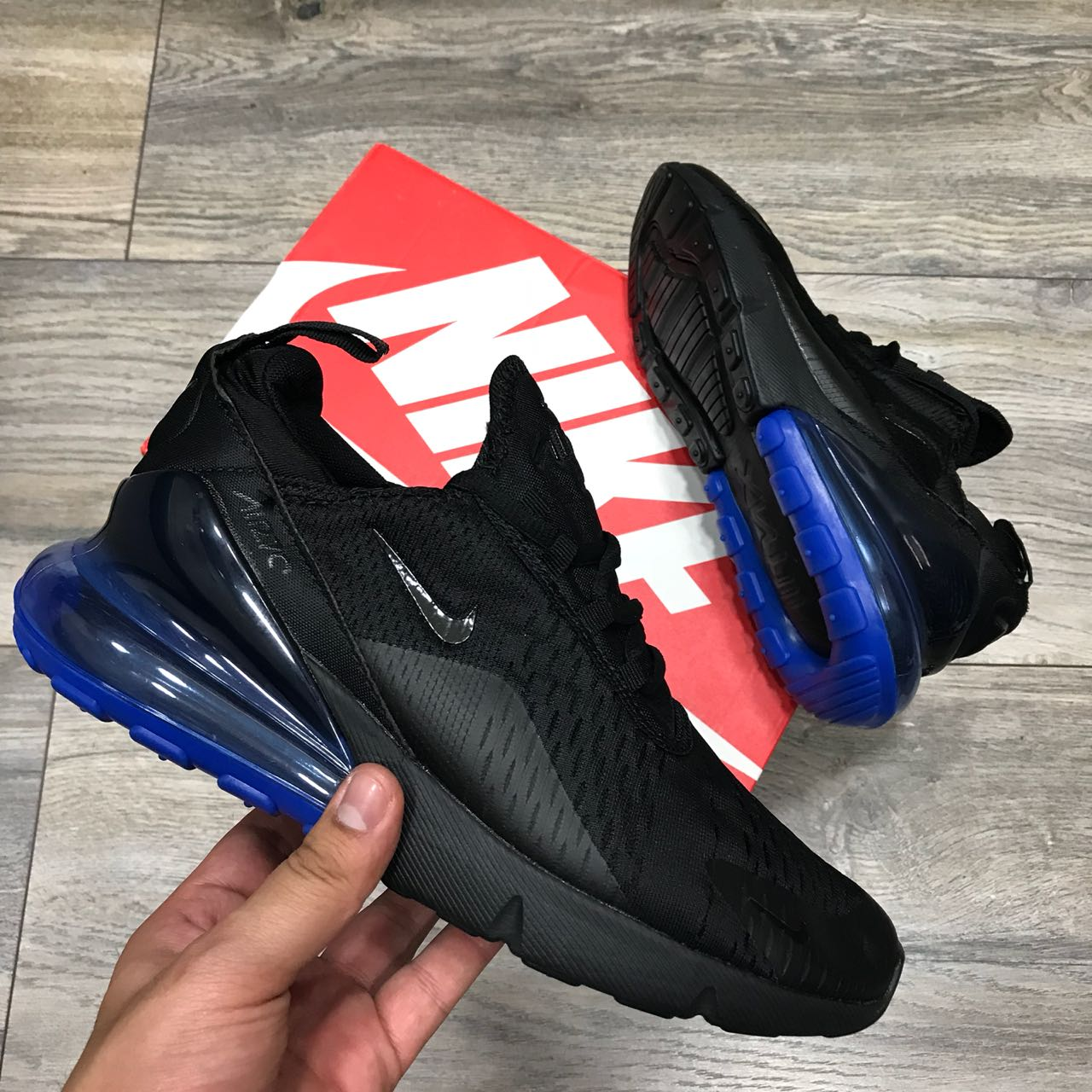 Zapatillas Nike air max 270 Importadas dama y caballero