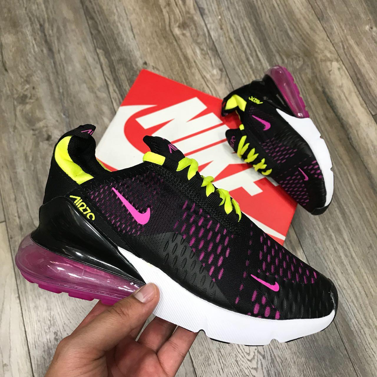 Zapatillas Nike air max 270 Importadas dama y caballero ...