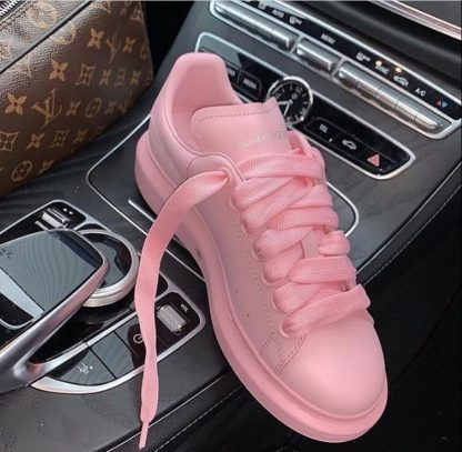 Tenix alexander mcqueen rosados