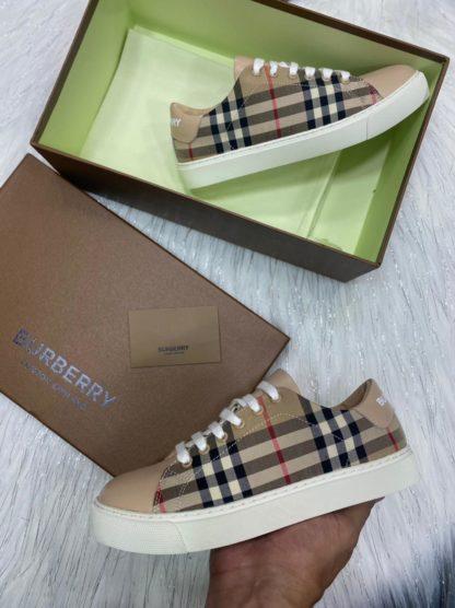 zapatillas burberry hombre