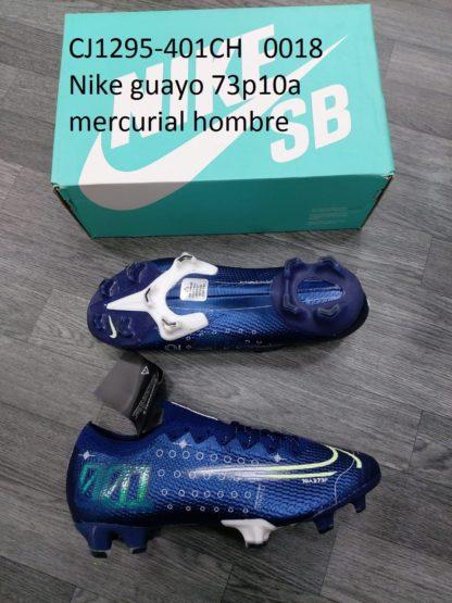 guayos nike mercurial 73p10a