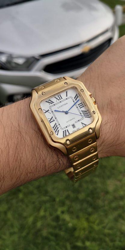 reloj cartier por mayor