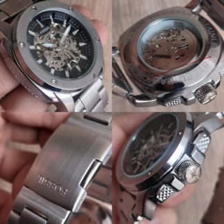 Reloj fossil automatico por mayoreo