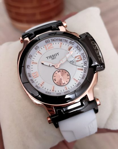 Reloj Tissot blanco mujer