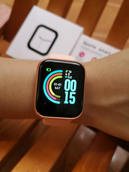 reloj smartwatch mujer